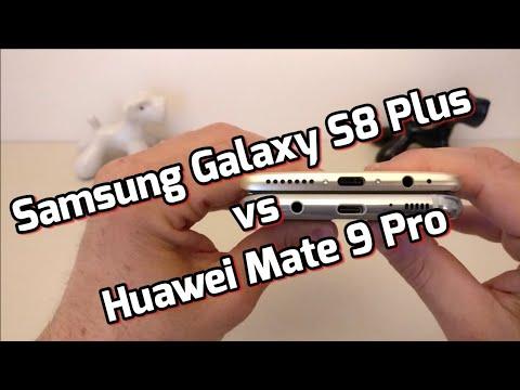 huawei mate 9 vs samsung s8